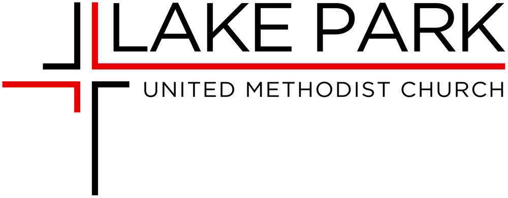 logo for Lake Park United Methodist Church