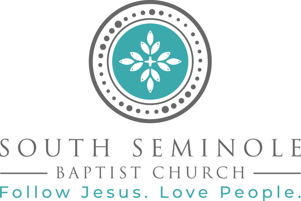 logo for South Seminole Baptist Church