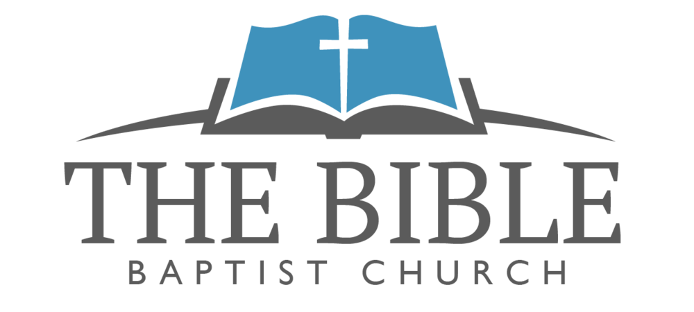 logo for THE BIBLE Baptist Church