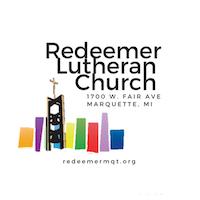 logo for Redeemer Lutheran Church