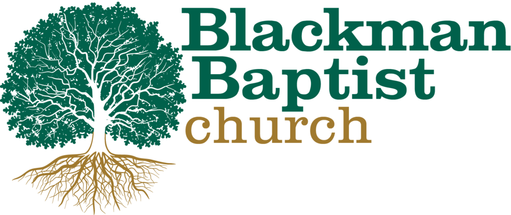 logo for Blackman Baptist Church