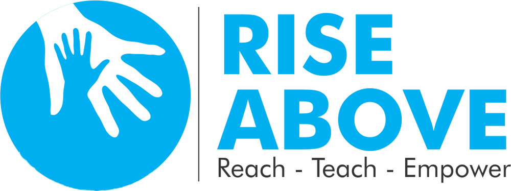 logo for RiseAbove
