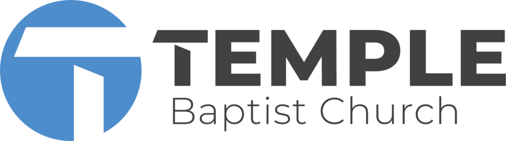 logo for Temple Baptist Church