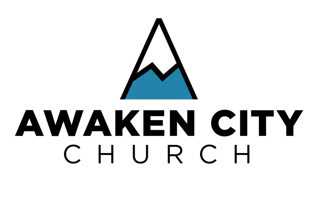 logo for Awaken City Church
