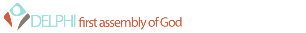 logo for Delphi First Assembly of God