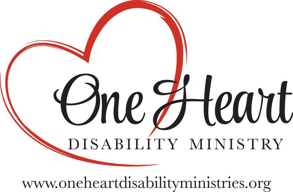 logo for One Heart Disability Ministries