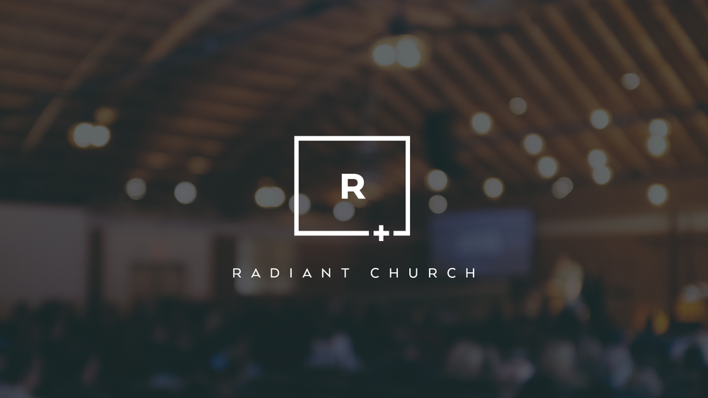 logo for Radiant Church