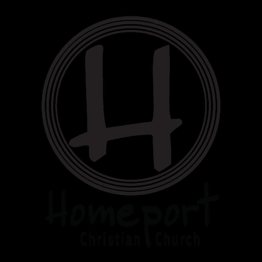logo for Homeport Christian Church