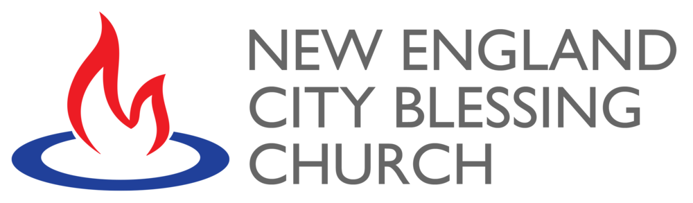 logo for New England City Blessing Church