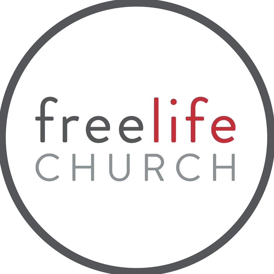 logo for Free Life Church