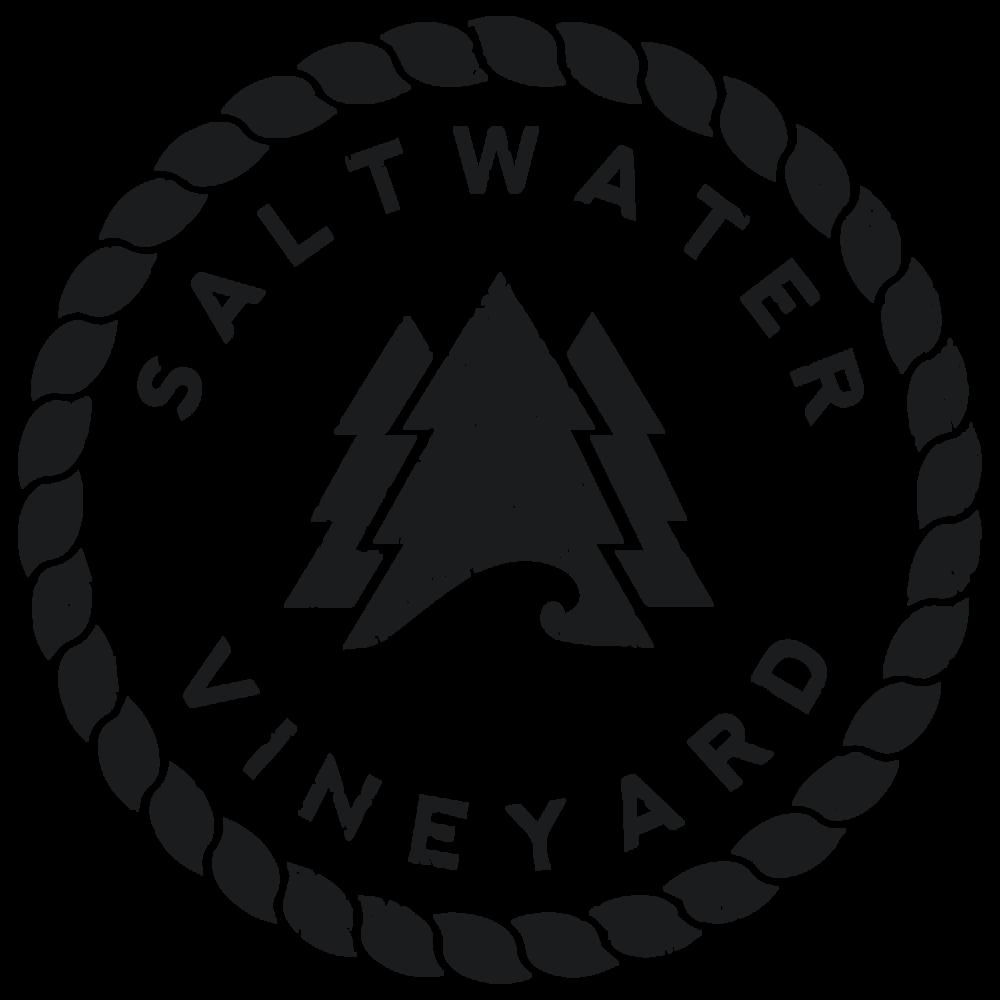 logo for Saltwater Vineyard Church