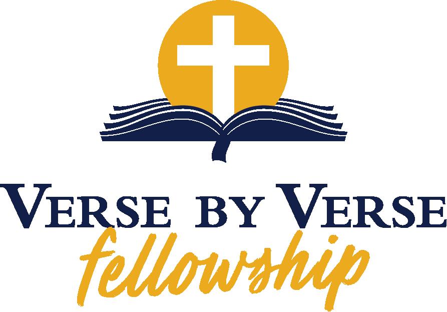 logo for Verse By Verse Fellowship