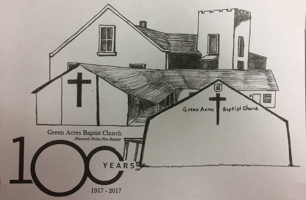 logo for Green Acres Baptist Church