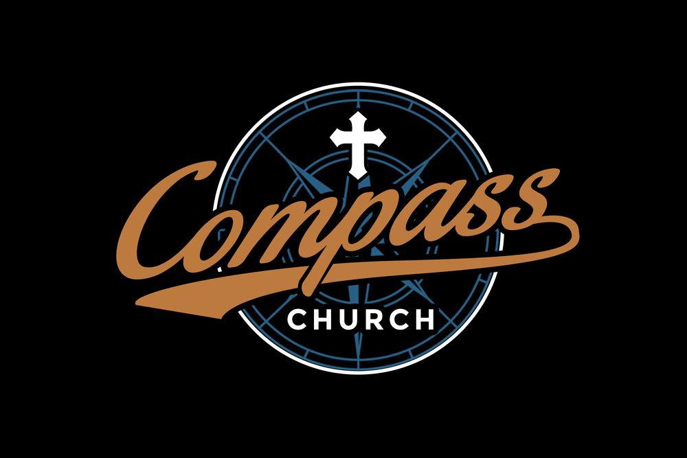 logo for Compass Church