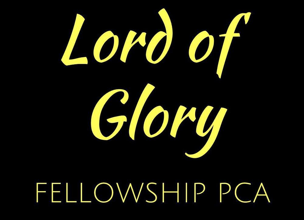 logo for Lord of Glory Fellowship PCA