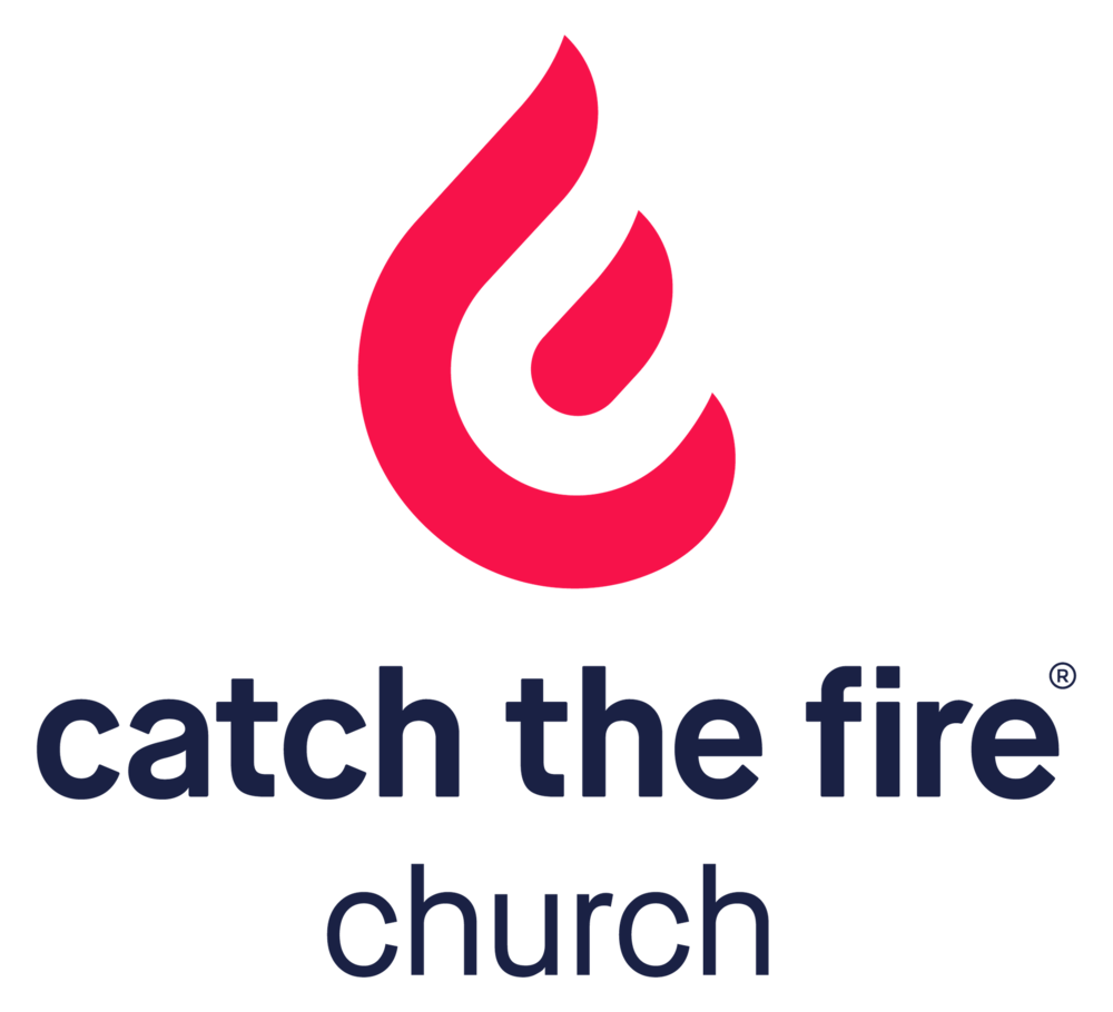 logo for Catch The Fire Church