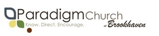 logo for Paradigm Church