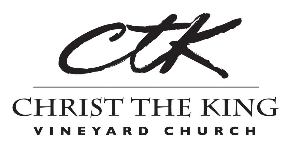 logo for Christ the King Vineyard Church