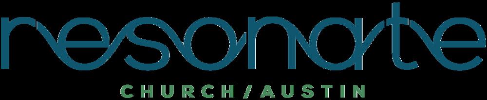 logo for Resonate Church Austin