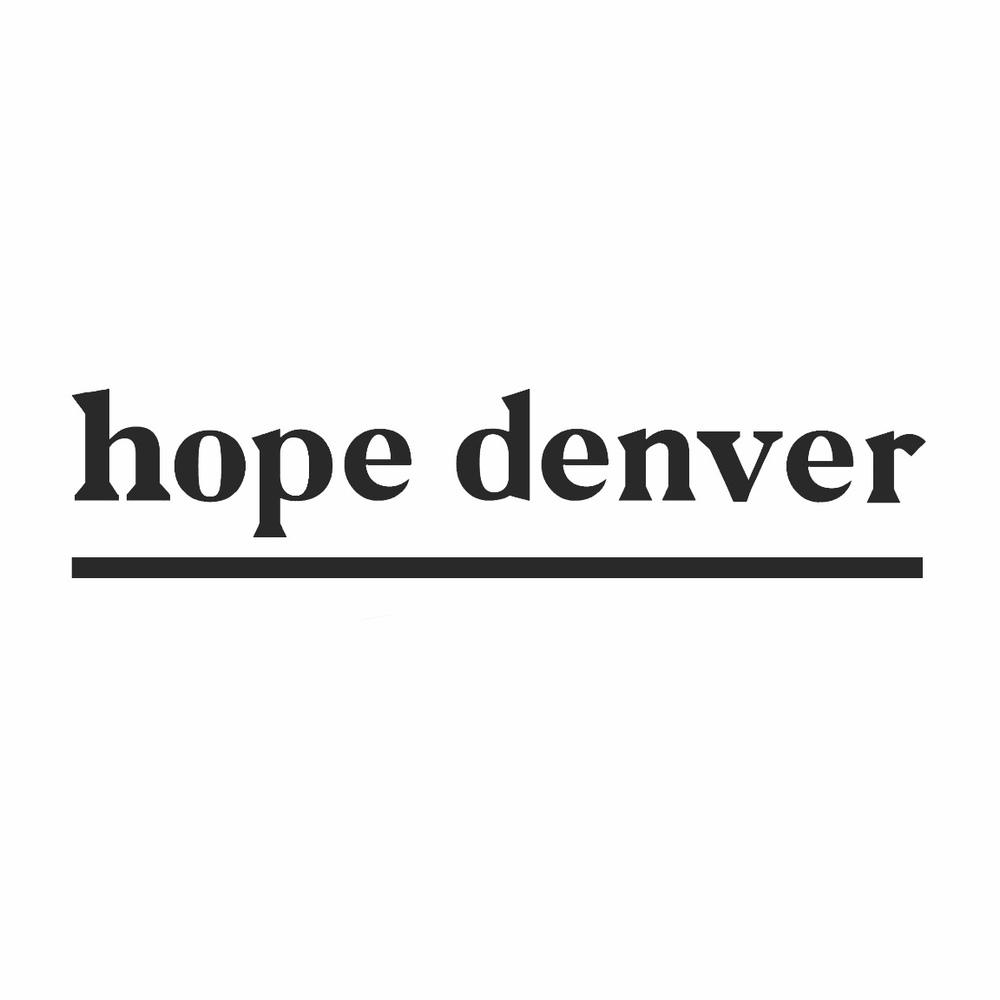 logo for Hope Denver Church