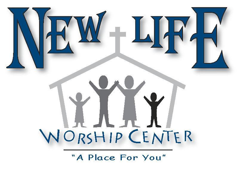 logo for New Life Worship Center