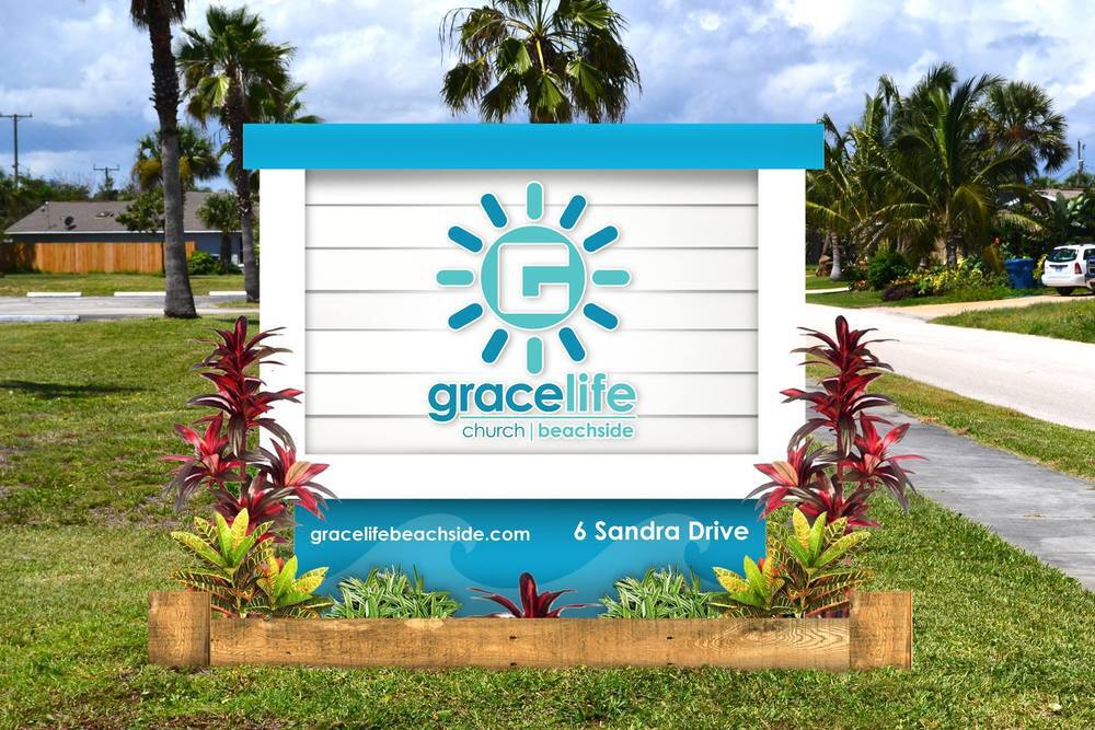 logo for Gracelife Beachside Church