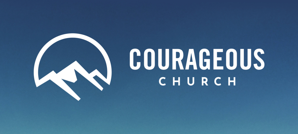logo for Courageous Church