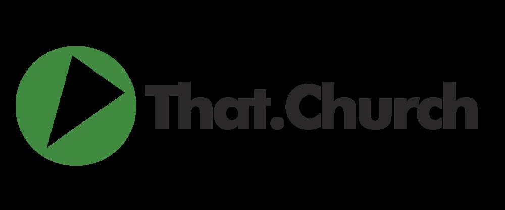 logo for That.Church