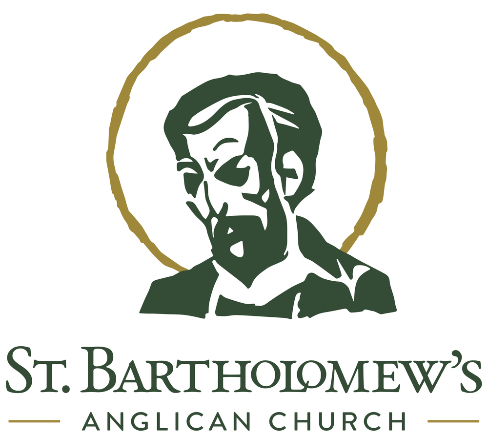 logo for St. Bartholomew's Anglican Church