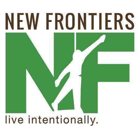 logo for New Frontiers