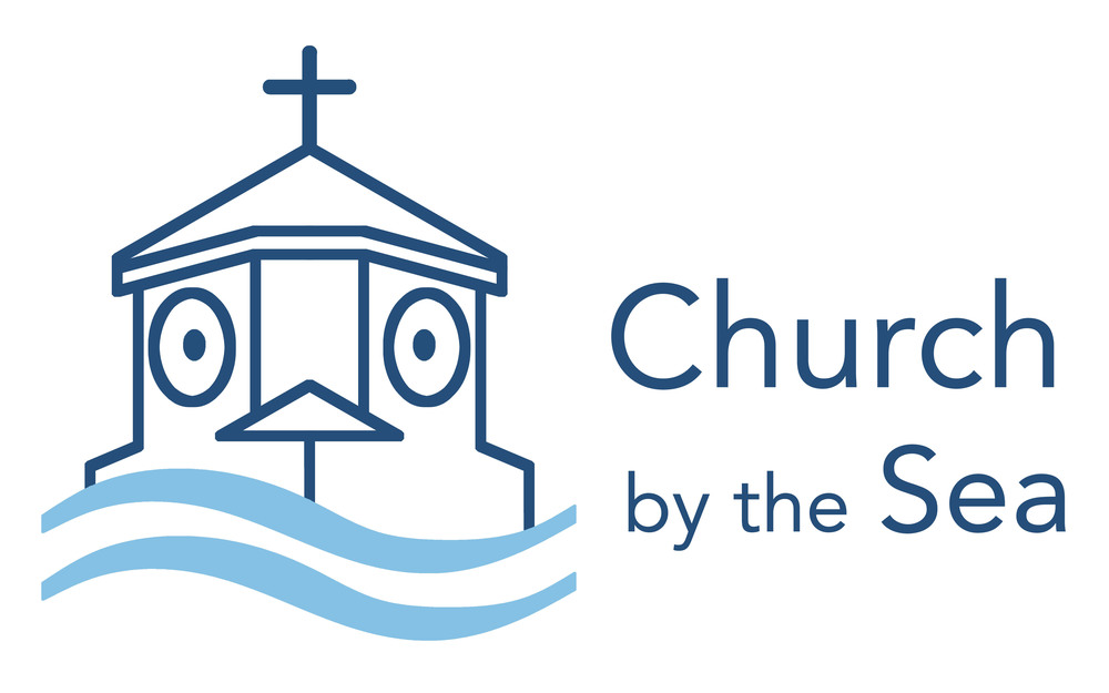 logo for Church by the Sea