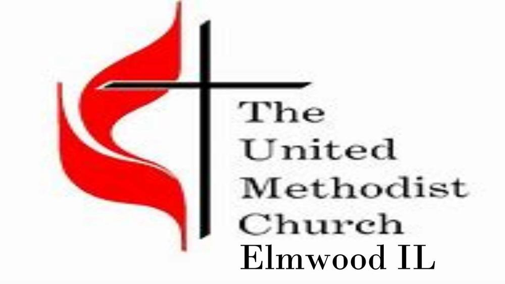 logo for United Methodist Church of Elmwood