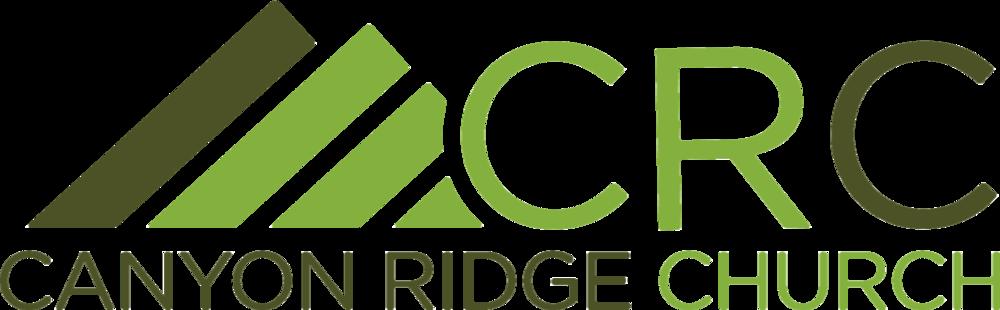 logo for Canyon Ridge Church