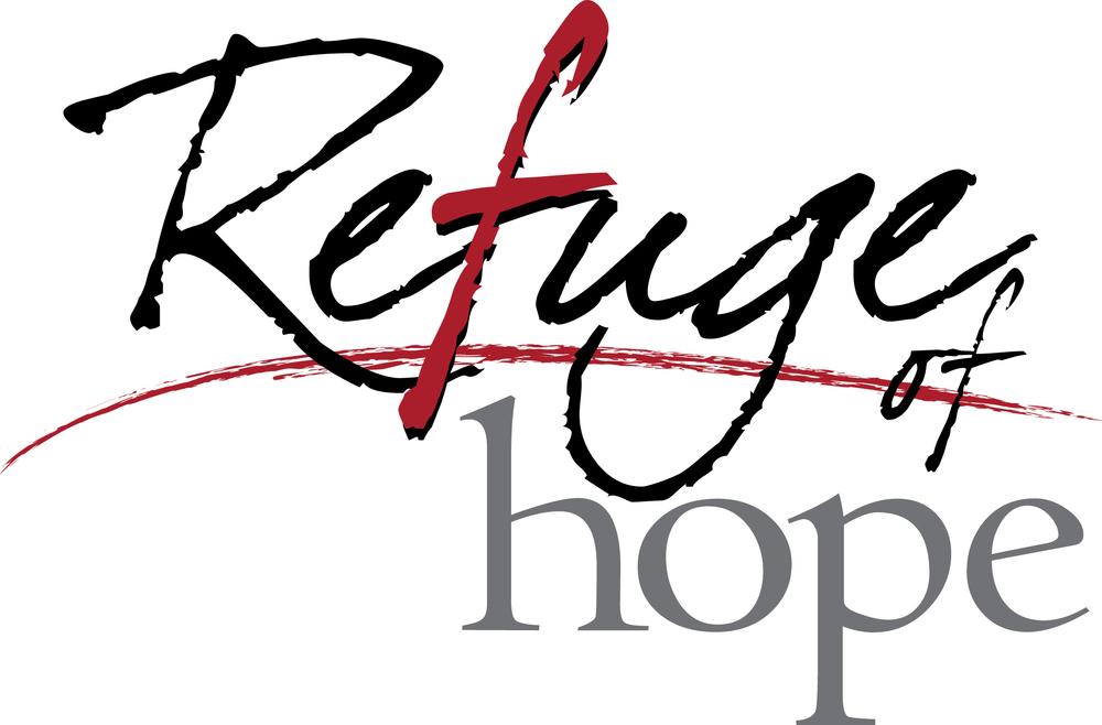 logo for Refuge of Hope