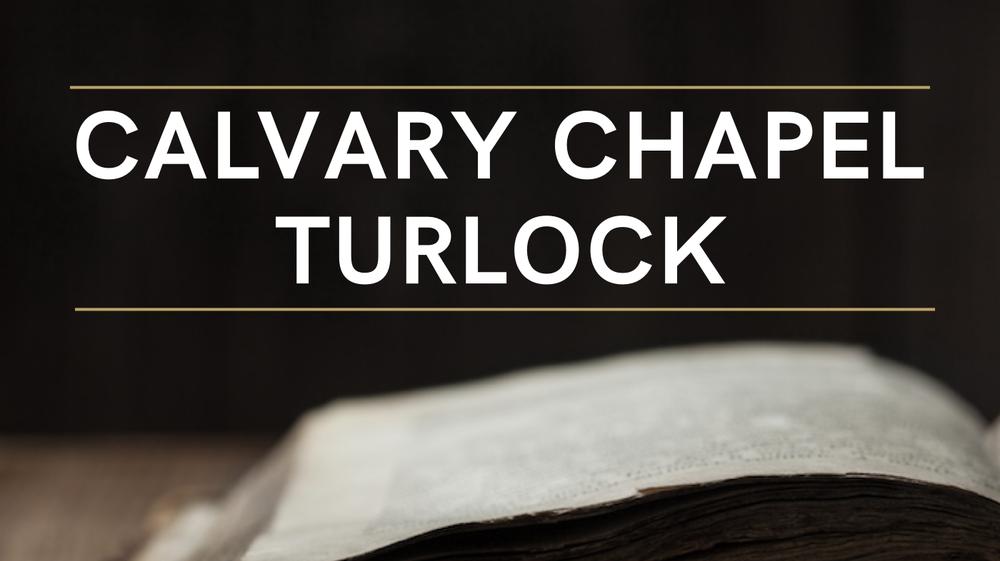 logo for Calvary Chapel Turlock