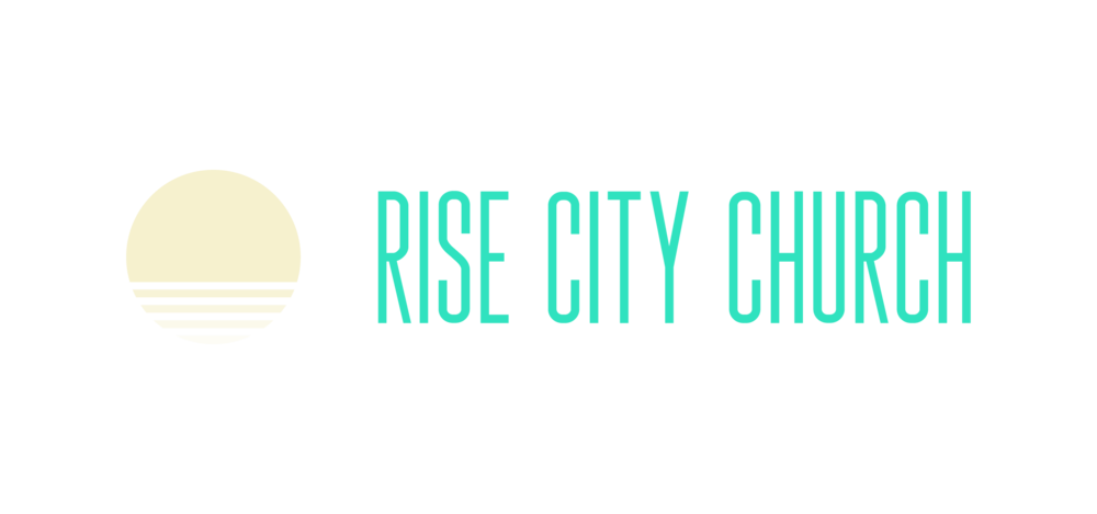 logo for Rise City Church
