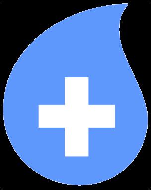 logo for Reston Community Church