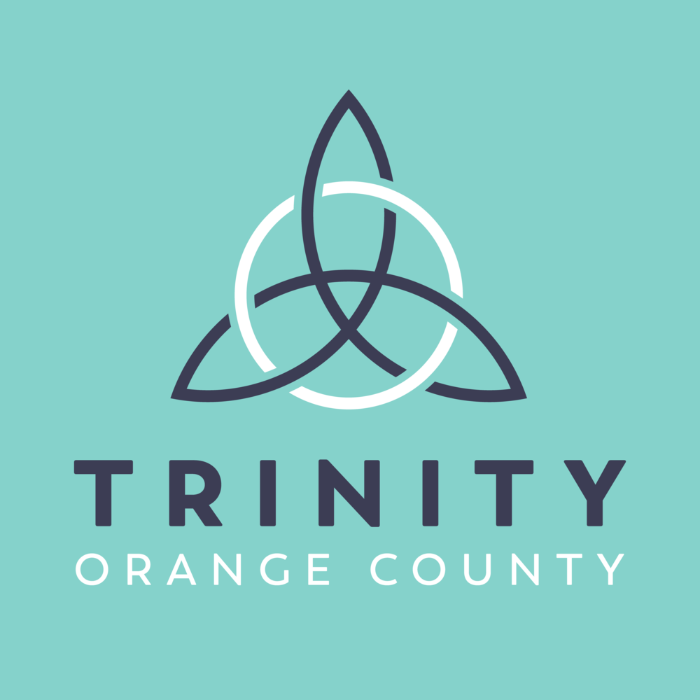 logo for Trinity Presbyterian Church Orange County