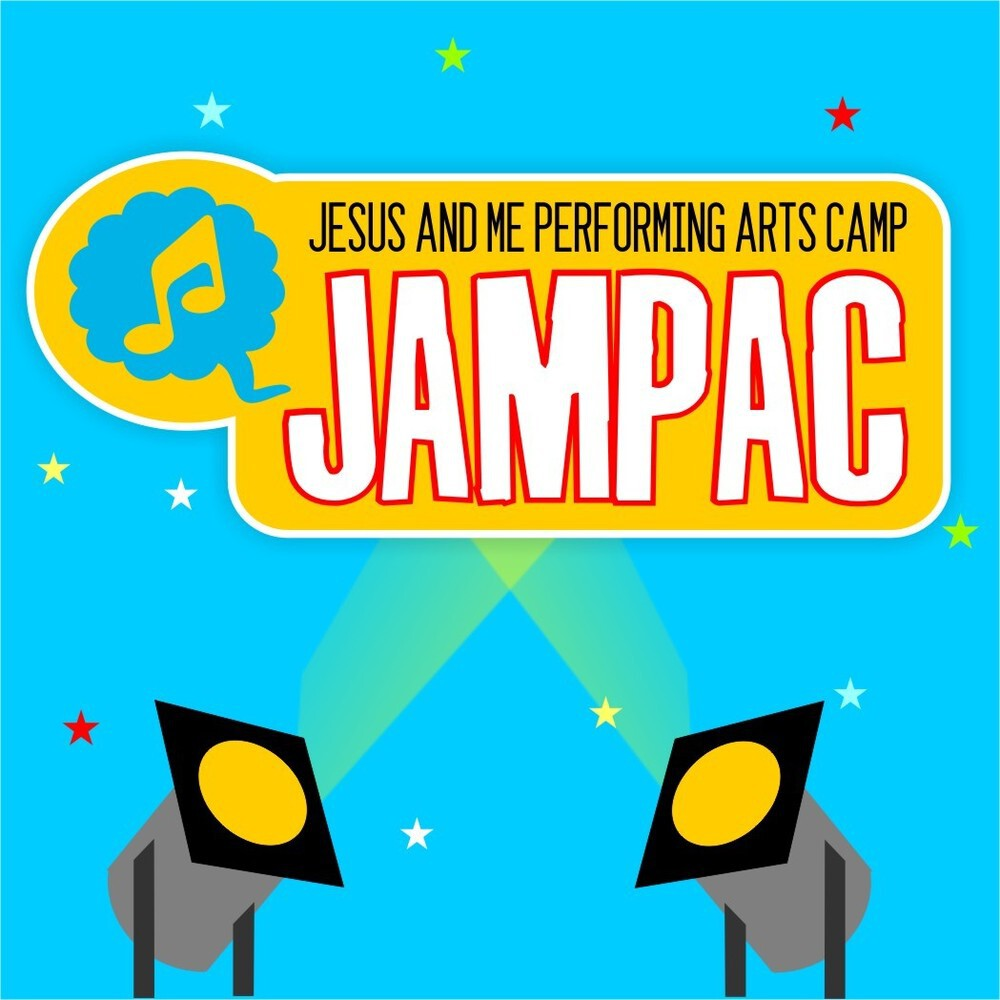 logo for Jesus and Me Performing Arts Camp