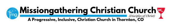 logo for Missiongathering Christian Church