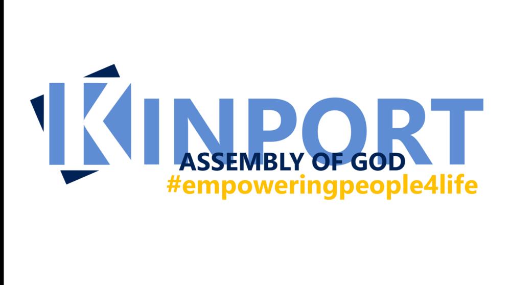 logo for Kinport Assembly of God