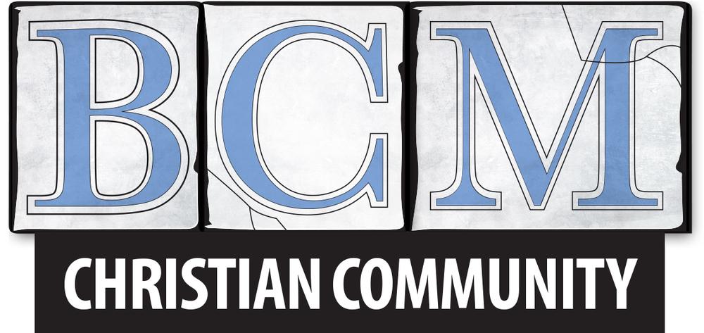 logo for BCM Christian Community NOLA