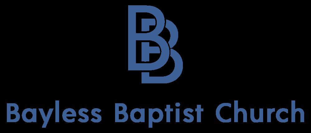 logo for Bayless Baptist Church