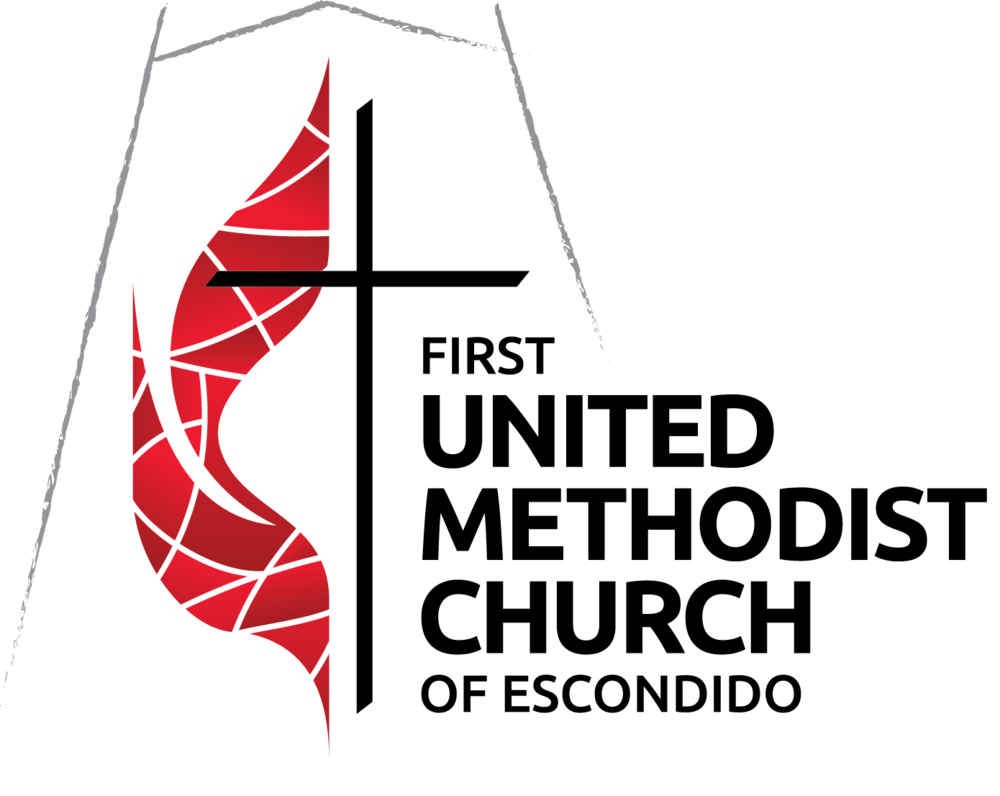 logo for First United Methodist Church of Escondido