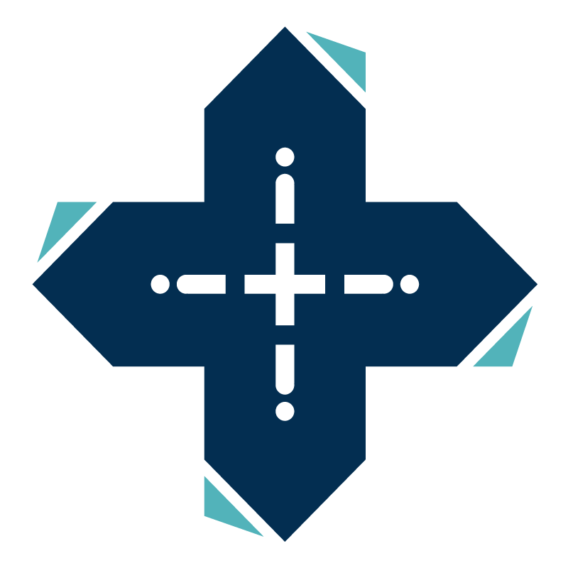 logo for Huntersville Lutheran Church