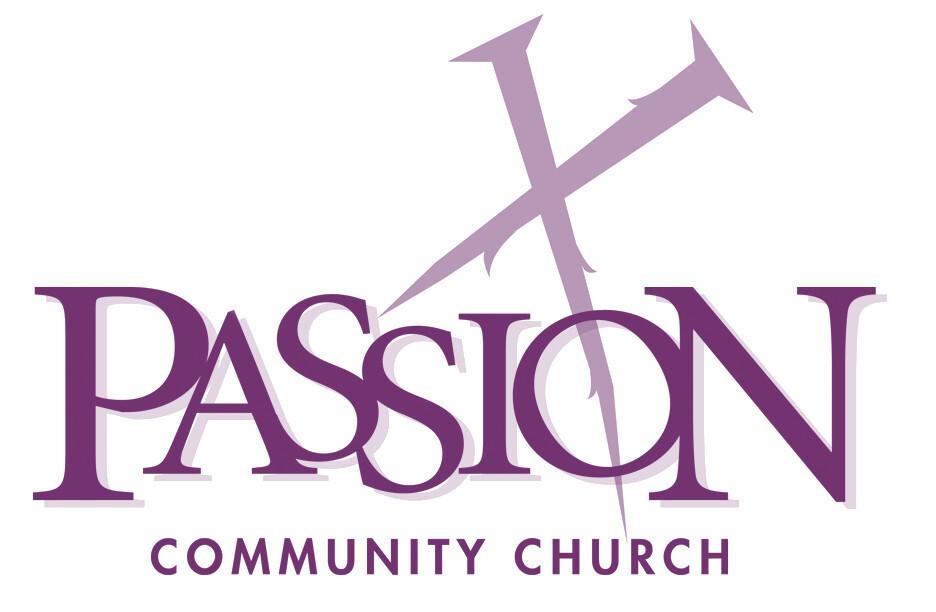 logo for Passion Community Church