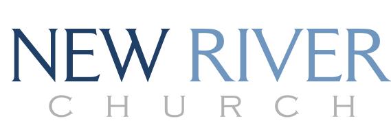 logo for New River Church