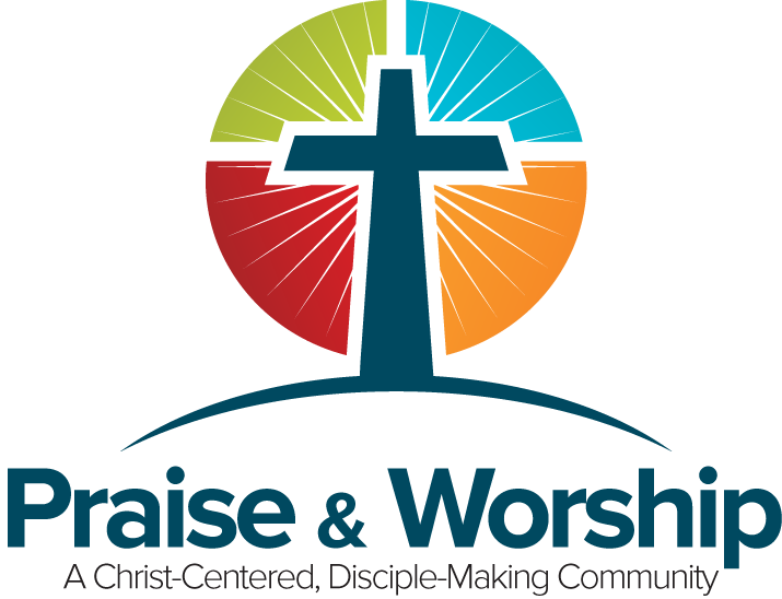 logo for Praise & Worship Lutheran Church