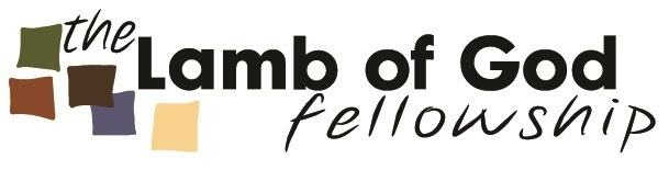 logo for Lamb of God Fellowship