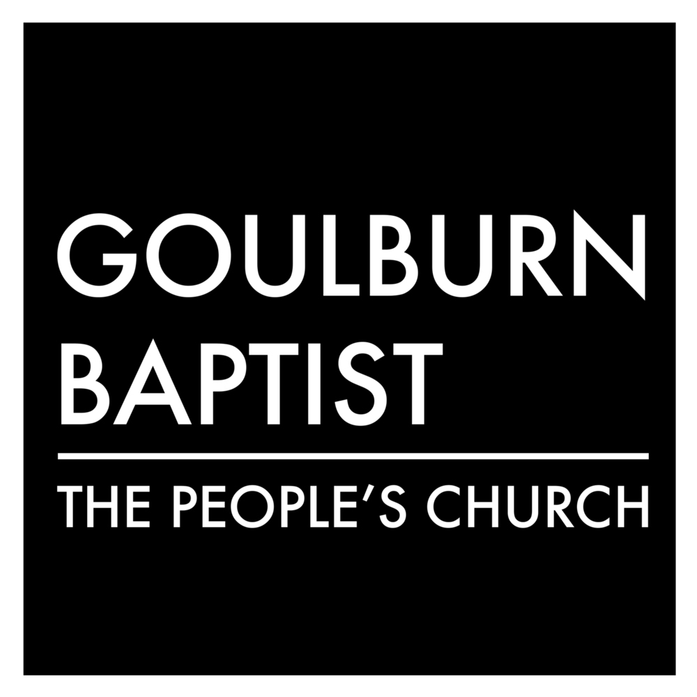 logo for Goulburn Baptist Church